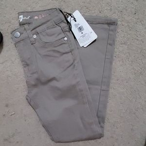 7 for all mankind cozy color pants